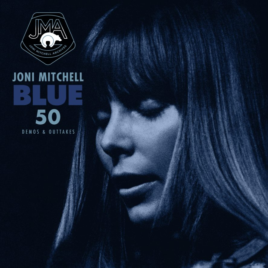BLUE 50 (DEMOS & OUTTAKES) Joni Mitchell