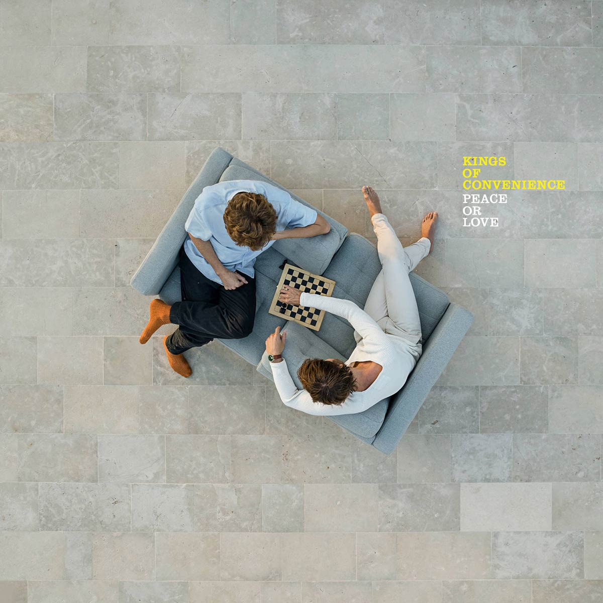 Kings of Convenience – Rocky Trail
